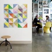 IXXI Loco Color muurdecoratie-large (50 kaarten)