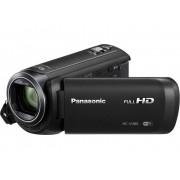 "Panasonic Videokamera Panasonic HC-V380EG-K 7.6 cm 3 "" 2.2 MPix Zoom (optisk): 50 x Svart"