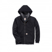 Carhartt 103308 Sherpa Lined Midweight Zip - Relaxed Fit - Black - L