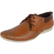 00RA Sneakers Tan Color Casual Shoes for Men
