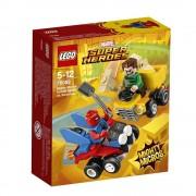 LEGO Super Heroes, Mighty Micros: Scarlet Spider contra Sandman 76089