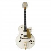 Gretsch G6136-55 VSE 1955 White Falcon Vintage White Lacquer