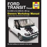 Haynes Manuel d'atelier Haynes Ford Transit diesel (Oct 2000-Oct 2006) 4775