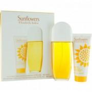 Elizabeth Arden Sunflowers Комплект (EDT 100ml + BL 100ml) за Жени