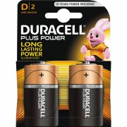 Duracell Plus Power Batteri