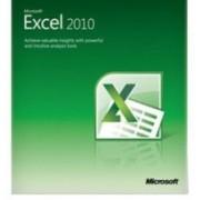 Microsoft - Excel 2010 Gold, SA, OLP-NL, GOV