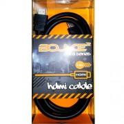 Bounce V1.4 HDMI Cable 1.5m - Black