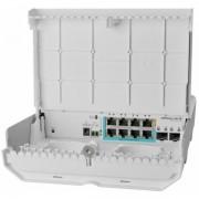 MikroTik CSS610-1Gi-7R-2S OUT - netPower Lite 7R MIK-NETPOWER LITE 7R