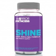 Warrior Princess Shine Hair, Skin & Nail formula az egészséges haj-, bőr- és körmökért kapszula 60db