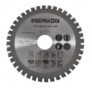 Универсален диск Werkon, ф160мм, 20мм, 40Z
