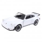Toi-toys schaalmodel porsche 911 turbo wit