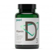 Puori D3 vitamine D3- 120 capsules