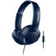 Casti on-ear Philips shl3075bl/00 Bass+ Albastru