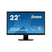 "iiyama ProLite E2283HS-B3 - écran LED - Full HD (1080p) - 22"""