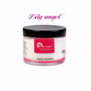 Pudra acrilica alba Lily Angel 28g
