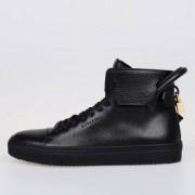 Buscemi Sneakers Alte 125mm In Pelle Autunno-Inverno Art. 75297
