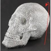 decor Craniu - Silver - 78/5744 - DETERIORATĂ - BEA056