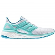 adidas Women's Energy Boost Running Shoes - White - US 5.5/UK 4 - White