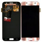 Ecran Display cu touchscreen Samsung Galaxy S7 G930f, Rose Gold