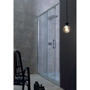 Porta box doccia scorrevole da 100 a 180 cm (FPSC50)