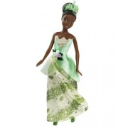 Sparkling Princess Tiana Doll - one color, one size by Mattel