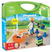 Playmobil Vet Clinic Carrying Case