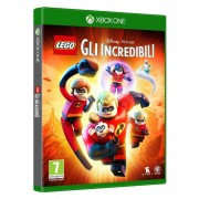 Warner Bros LEGO Gli Incredibili (LEGO The Incredibles) - XBOX ONE