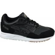 Asics Gel-Saga 1192A107-001, Vrouwen, Zwart, Sneakers maat: 39 EU
