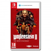 Nintendo Wolfenstein II - The New Colossus - NSW
