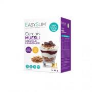 Easyslim Cereais Muesli Caramelo e Chocolate - 7 Unidades