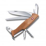 Briceag multifunctional Victorinox Ranger Wood 55 0.9561.63