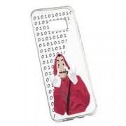 Husa de protectie La Casa de Papel Samsung Galaxy S8 Plus rez. la uzura Silicon 297