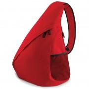 Bagbase Monostrap schoudertas rood 48 cm