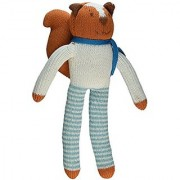 Angel Dear Stuffie Plush Toy Squirrel