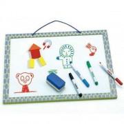 Tabla magnetica Set desenat si colorat pentru copii