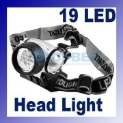 Lanterna 19 LED ascensiuni montane