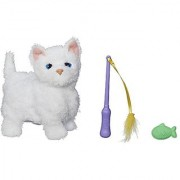 FurReal Friends Butterscotch and Friends Walking Pets Snow Lily Pet