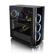 ThermalTake CASE, VIEW 22 TG RGB GLASS MID-TOWER | CA-1J3-00M1WN-00