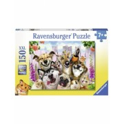Puzzle Animale Prostute, 150 Piese Ravensburger