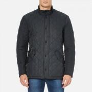 Barbour Men's Chelsea Sportsquilt Jacket - Navy - M - Navy