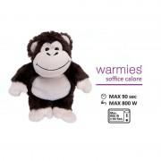 Warmies peluche termico interno estraibile gorilla