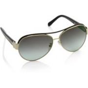 Givenchy Aviator Sunglasses(Blue, Grey)