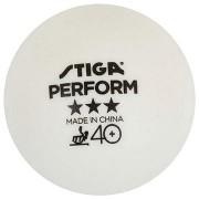 Stiga Perform ***, ITTF, fehér, 3db