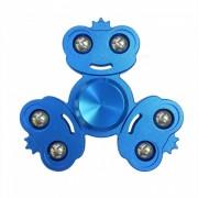 Dayspirit Frog Prince Estilo Fidget Lanzar Manos Spinner - Azul