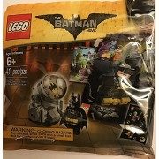 LEGO - Lego Batman Movie - Bat Signal Accessory Pack Mini Figure Sticker Sheet Movie Poster 5004930 (2017) 41 pieces