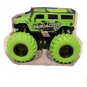 Maisto - Earth Shockers Hummer H2 Monster Truck Green