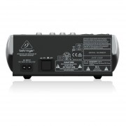Mezcladora BEHRINGER Reproductor de MP3 XENYX QX602MP3