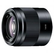Sony NEX 50mm f/1.8 OSS objectief Zwart (SEL50F18B.AE)
