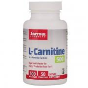 L-Carnitine 500 mg (50 Capsules) - Jarrow Formulas