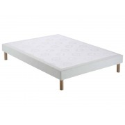 MERINOS Sommier tapissier 160x200 cm MERINOS MATCH MEDIUM